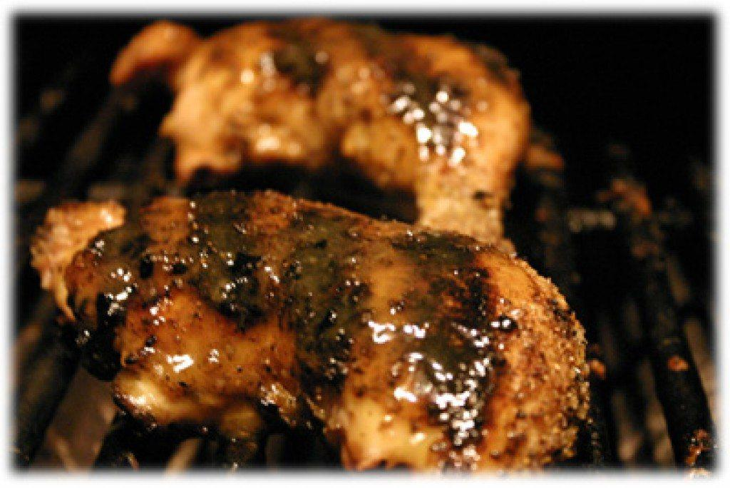 Honey Mustard Grilled Chicken – Pellet Grill Recipe