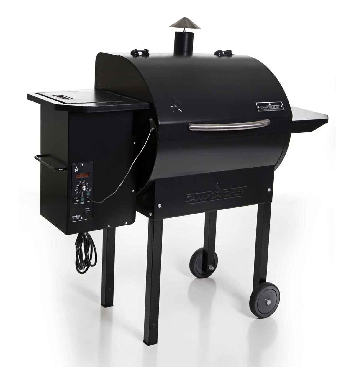 Camp chef pg24 wood pellet grill and smoker - Pellet grills and smokers ...