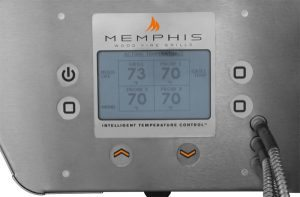 Memphis Grills Controller
