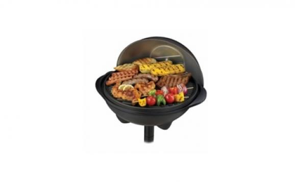 13-Inch Elegant Chefmaster KTGR5 Smokeless Stovetop Barbecue Grill