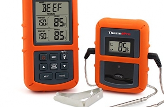 ThermoPro TP20 Wireless Digital Grill Meat Probe Review