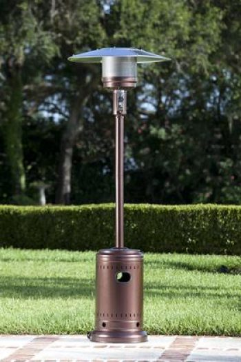 Fire Sense Commercial Propane Patio Heater - Model 60485