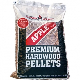 Camp Chef Apple Wood Smoke Pro Premium Hardwood Pellets