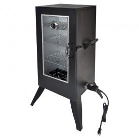 Electric Smoker 30 Outdoor Smoker Leisure Products – Black – Smoke Hallow
