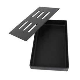 Grillpro 00150 Cast Iron Smoker Box, 5″ H X 8″ L X 1″ D