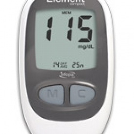 Infopia Element Compact Blood Glucose Monitoring System