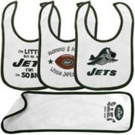 New York Jets 4-Piece Set – White/Green