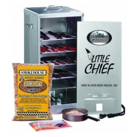 Smokehouse Products 9900-000-0000 Little Chief Front Load Smoker