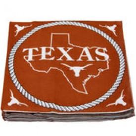 Texas Longhorns 16-Count Luncheon Napkins