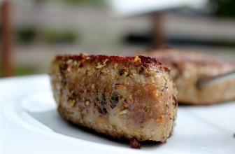 Cherry Smoked Pellet Grill Pork Chops
