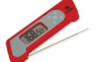 CDN TCT572 ProAccurate Digital Grilling Thermometer Review